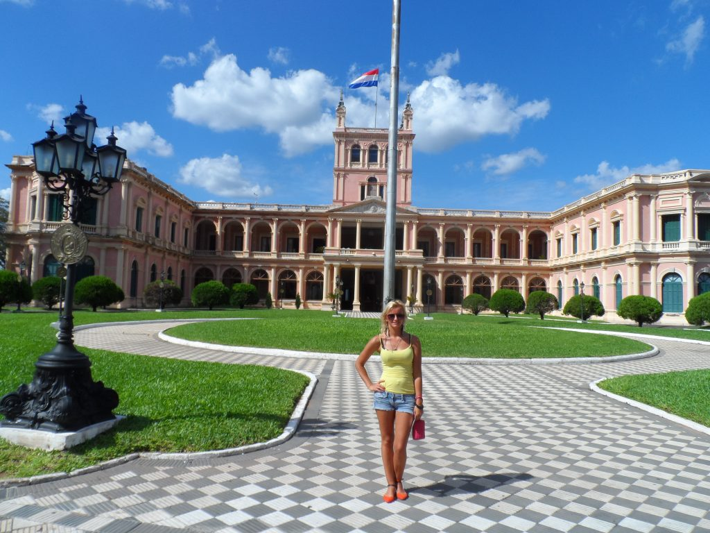 Travelling Alone to Asuncion, Paraguay - https://www
