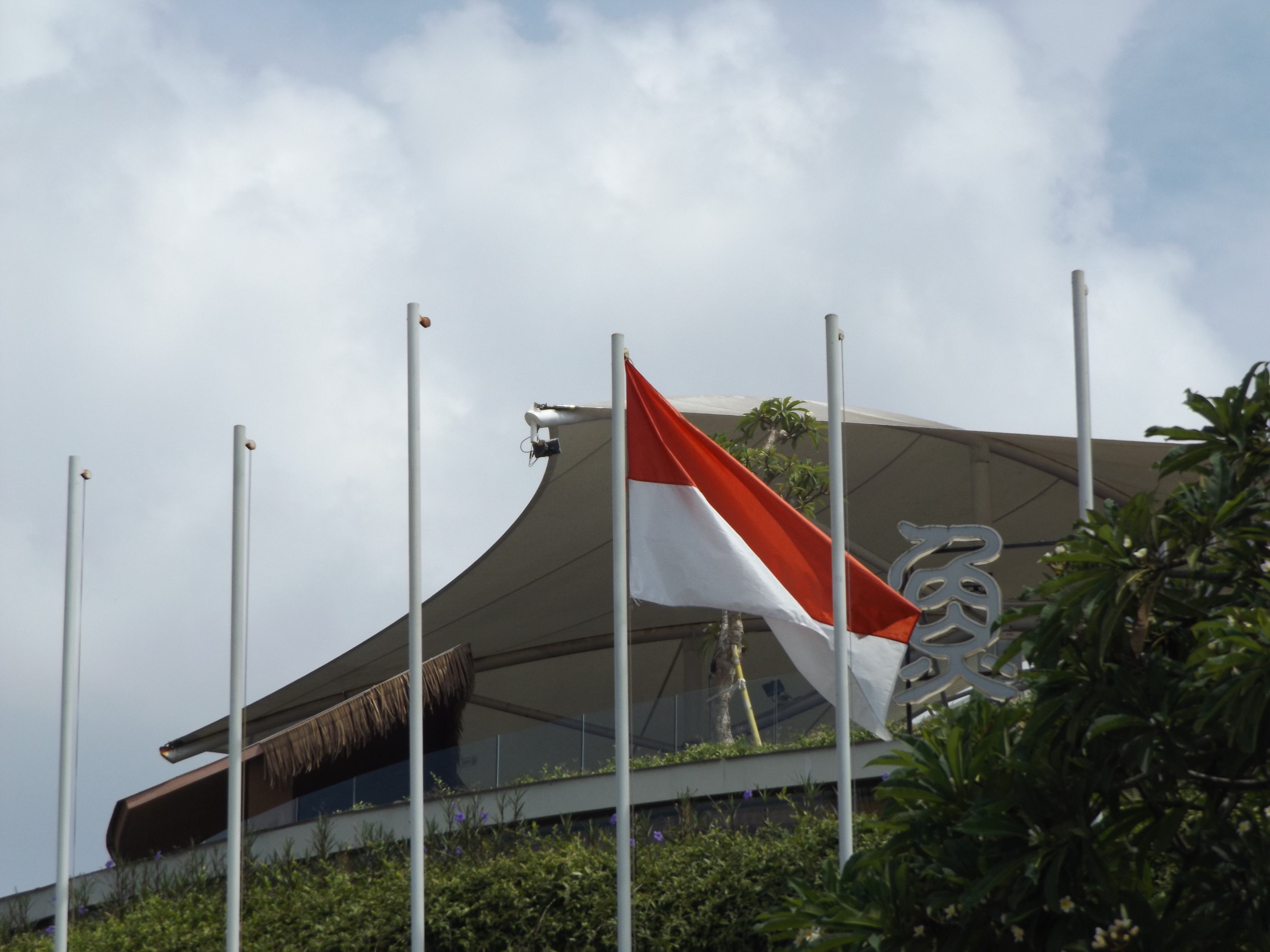 Poland Indonesia not just a flag in common