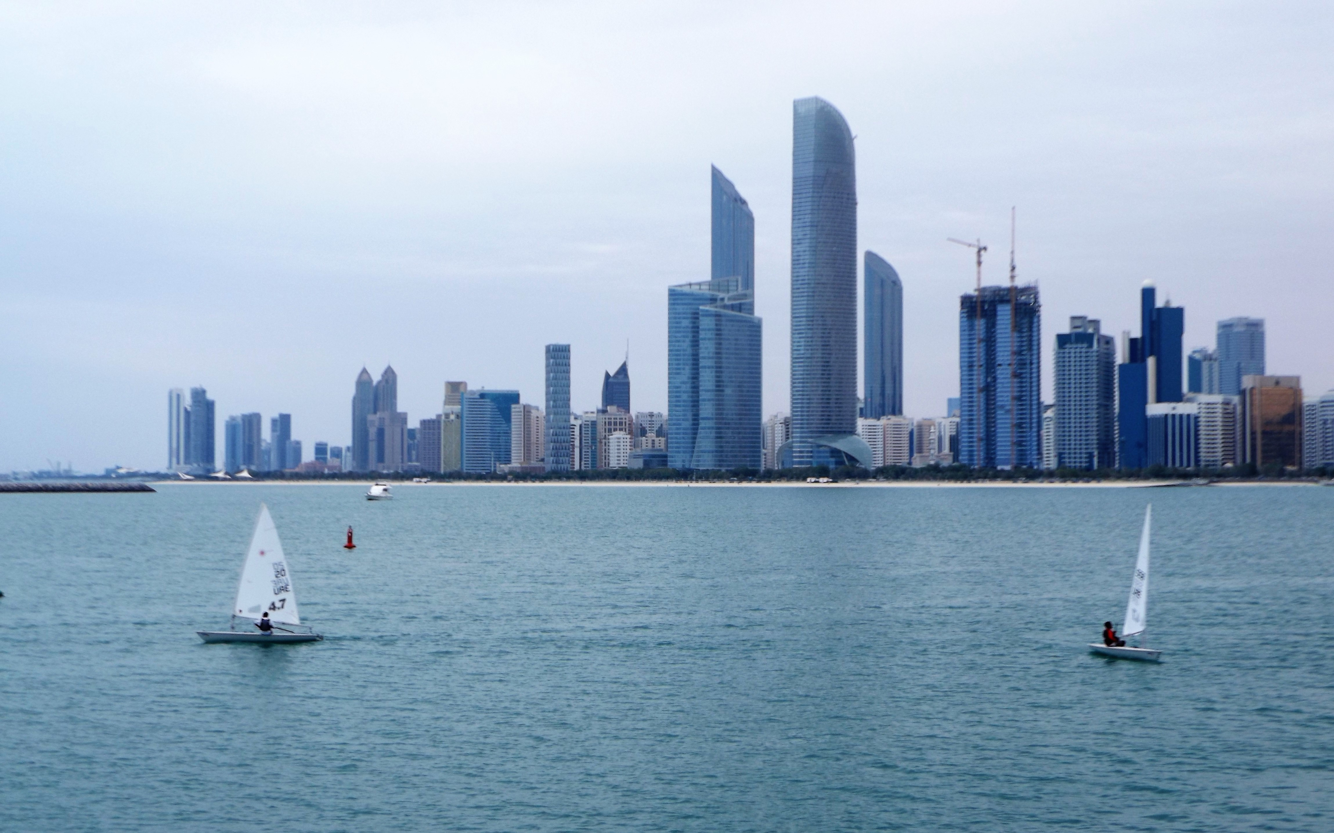 What Is the Capital of the United Arab Emirates