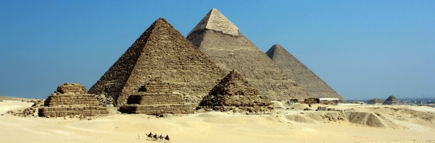 Why visit Egypt?