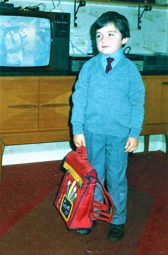 My Irish Childhood